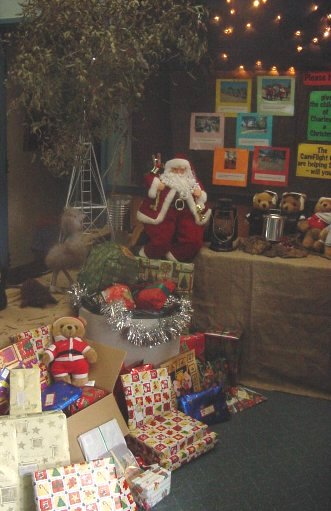 Christmas for the children of Charleville